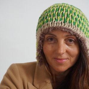Bonnet style péruvien bien couvrant pour les oreilles et très doux à porter