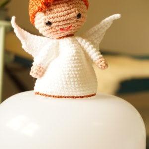 Un ange dans mon salon