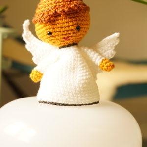 Un petit ange dans mon salon ...