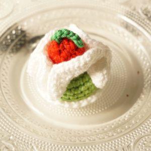 Un mini gâteau pour les gourmands ...
