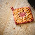 Maniques crochet